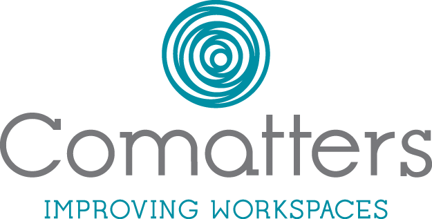 Comatters Logo - improving workspaces